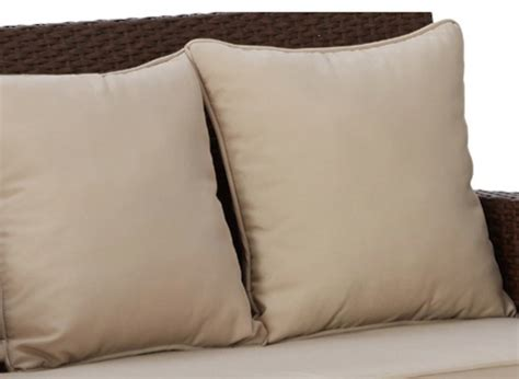 strathwood patio furniture replacement cushions the all new strathwood all weather wicker 4 patio