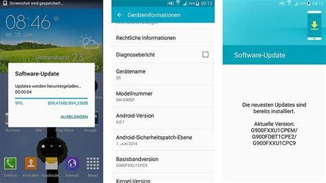android updates samsung galaxy s5 und s5 neo android update androidpit