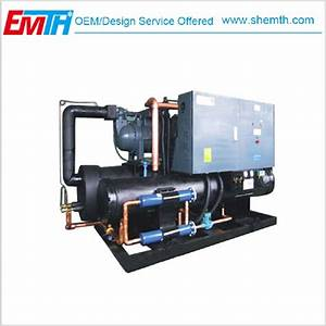 Industrial absorption air-cooled water chiller unit ...