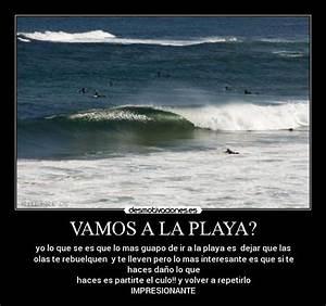 Vamos A La Playa : vamos a la playa desmotivaciones ~ Orissabook.com Haus und Dekorationen