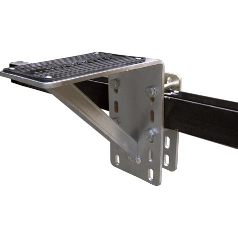 Tracker Boat Trailer Steps by Ultra Tow Universal Aluminum Trailer Step Model Ftf