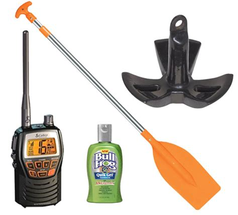 Fishing Boat Equipment List by Boating Safety Equipment Tropical Boating