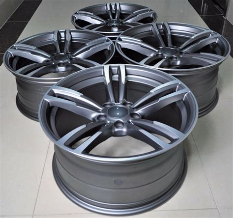 Bmw Rims by 19 Quot 2016 M3 Style Staggered Wheels Rims Fits Bmw 1 3 4 5 6