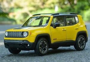 welly  jeep renegade diecast model sports racing car