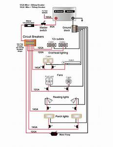 Wiring Diagram For A Trailer