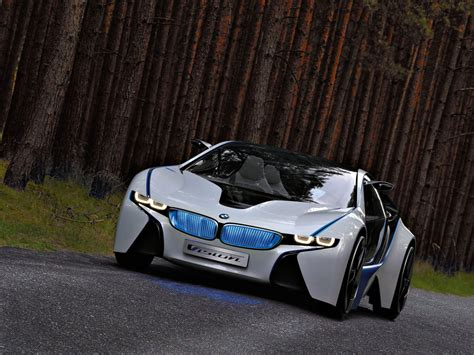 bmw m8 hybrid sports car based on vision