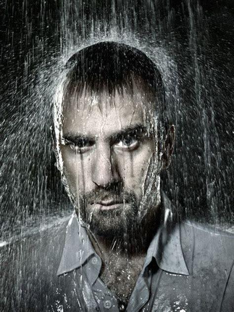 photo     rain  person