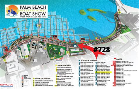 Address Of Palm Beach Boat Show by Bahama Boats Palm Beach International Boat Show 2018
