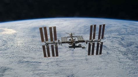 nasas international space station faces power outage