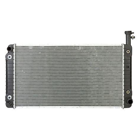 remove radiator    gmc yukon xl