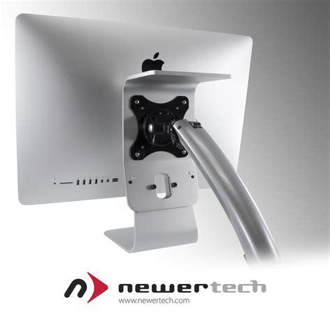 imac vesa desk mount newertech 174 news room press release newertech