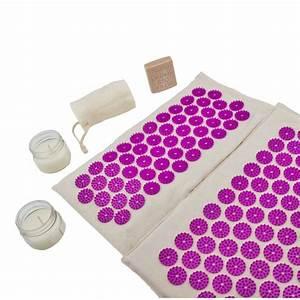 tapis d39acupression elecopad zen de la gamme confort With tapis d acupression