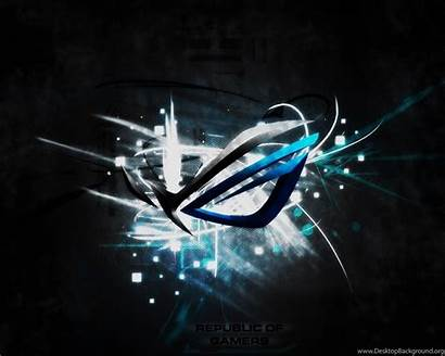 Desktop Gamers Republic Gaming Asus Wallpapers Pc