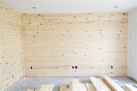 shiplap siding interior walls shiplap 15 awesome tutorials the house
