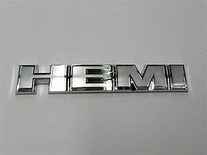 2010 Dodge Ram 1500 Nameplate  Hemi  Badge  Front  Fender