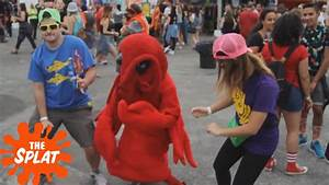 Dancing Lobster | The Splat - YouTube