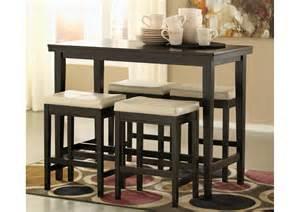 d499 5 piece dining room set united furniture