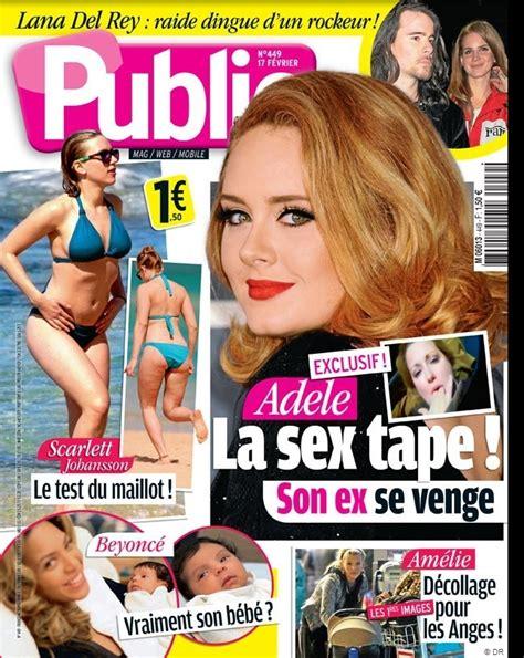 Buzz Une Sex Tape De La Chanteuse Adele Photos