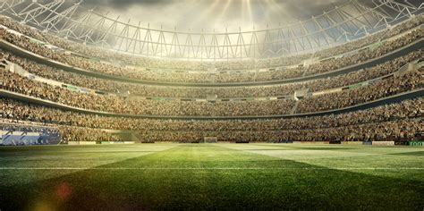 Soccer Stadium Background Wide Angle  Trackmaven The