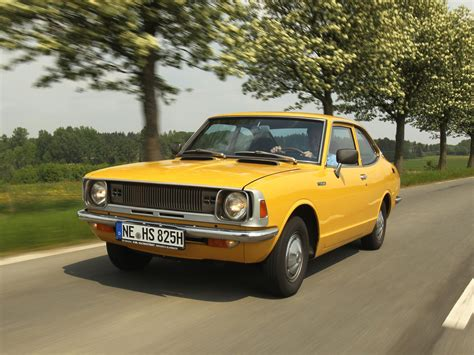 1970 Toyota Corolla 1200 Hide Luxe Related Infomation