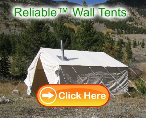 Used Outfitter Tents & Used Canvas Tents For Sale Used