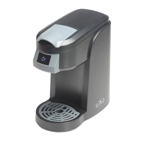 Large coffee makers are fine for groups but aren't great for those who just want one cup of coffee to start their day. Technibrew Single Cup Coffee Maker - Walmart.com - Walmart.com