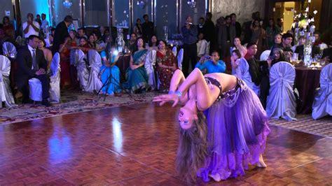 toronto belly dance  bengali indian wedding reception