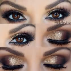maquillage mariage mac gold smokey eye