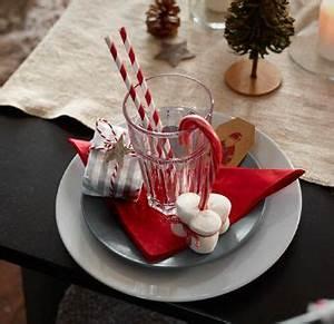 Tischdekoration Zu Weihnachten : sch ne idee f r die tischdekoration zu weihnachten ~ Michelbontemps.com Haus und Dekorationen
