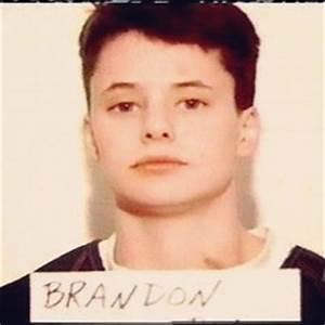 Brandon Teena Mugshot | In Memory of Brandon R. Teena ...