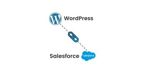 send data  wordpress  salesforce zoho crm vtiger