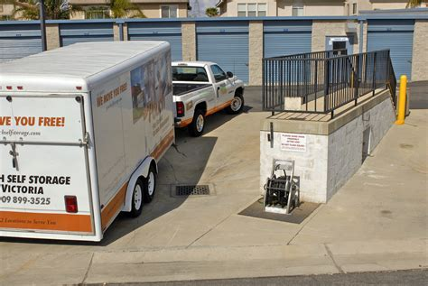 Outside Boat Trailer Storage Near Me by Victoria Self Storage Coupons Near Me In Rancho Cucamonga