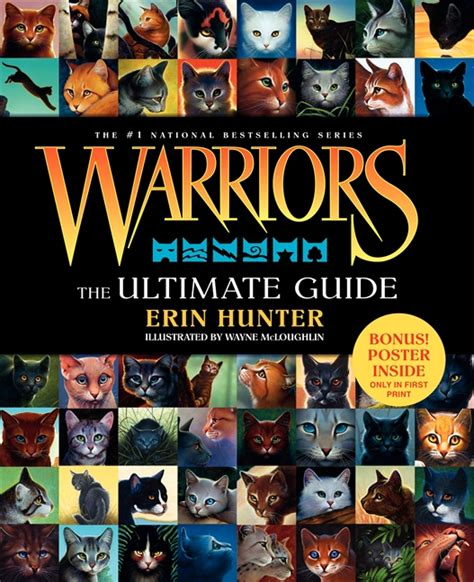 The Ultimate Guide  Warrior Cats Wiki  Erin Hunter