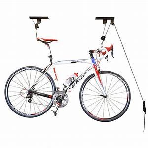 Fahrrad Haken Zum Aufhängen : fahrradaufh ngung fahrradlift fahrradaufzug fahrrad lifter powerplustools gmbh ~ Markanthonyermac.com Haus und Dekorationen