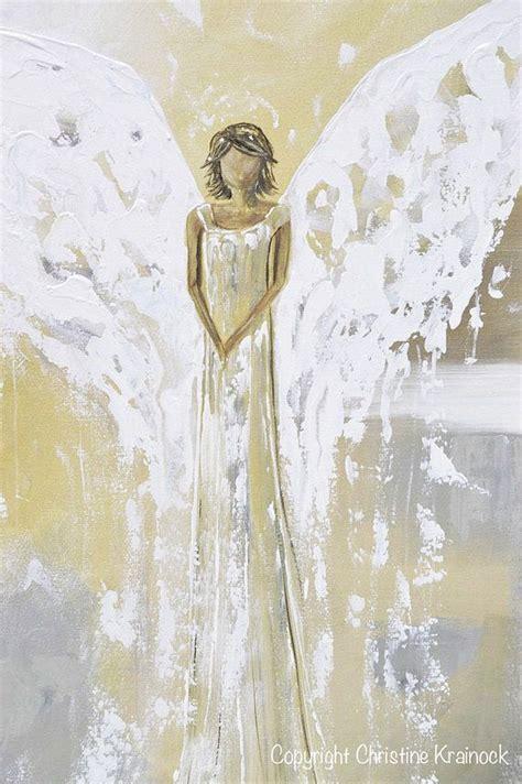 friedliche engel ox original abstrakt engel die