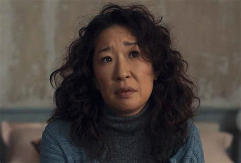 sandra oh on killing eve killing eve recap season 1 finale god i m tired