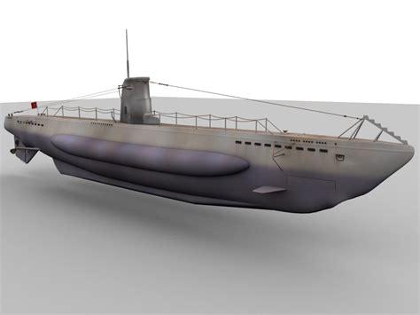 Types Of German U Boats by German Type U Boat Obj