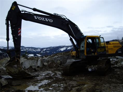 Volvo Ec 460 Blc Crawler Excavator From Norway For Sale At
