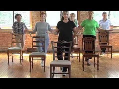 balance exercises for seniors stronger seniors chair
