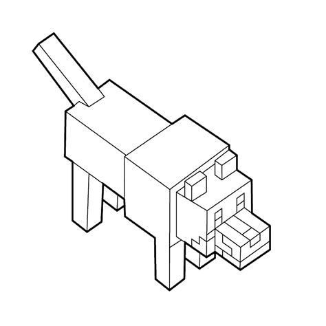 Minecraft Kleurplaat Enderdragon by Leuk Voor Wolf