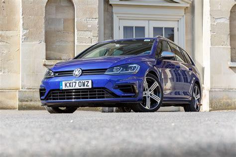 2017 Volkswagen Golf Estate R Review