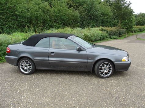 Volvo C70 by Volvo C70 Convertible Review 1999 2005 Parkers