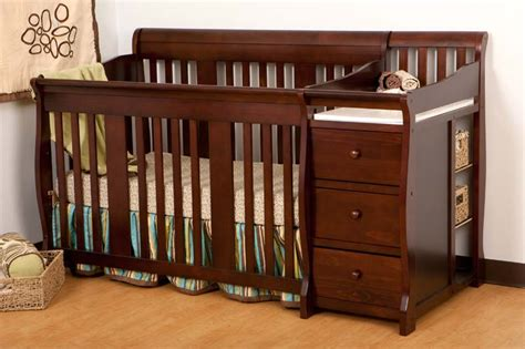 baby crib with attached changing table gallery for gt baby cribs with changing table attached