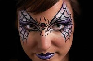 Schminken Zu Halloween : halloween make up ideen bilder von hexen ~ Frokenaadalensverden.com Haus und Dekorationen