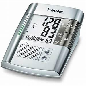 Beurer Bm 19 Blood Pressure Monitor