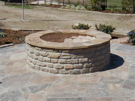 firepit design brick fire pit ideas that you already knew fire pit