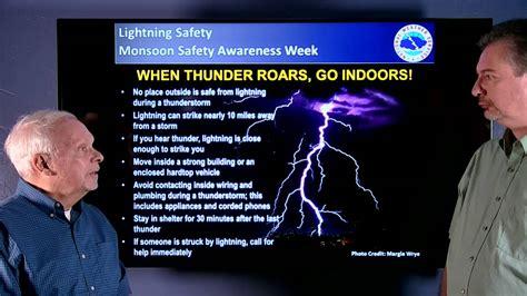 monsoon 2016 lightning info safety tips