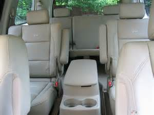 suvs with 2nd row captains chairs 2014 autos post