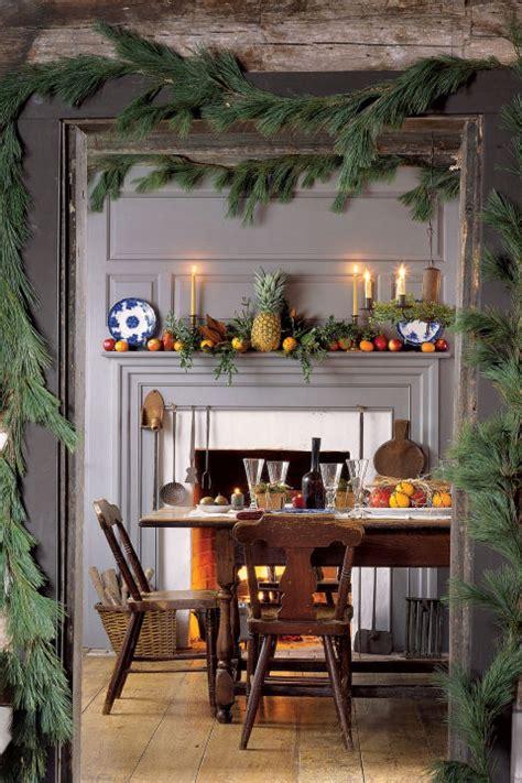 dekorasi meja makan  kemeriahan hari natal  rumahmu