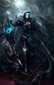 ArtStation - Death knight, Park Seahwan | EVIL KNIGHTS ...
